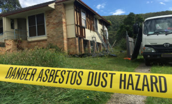 Kevin Sheedy talks about the dangers of asbestos