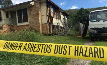Asbestos – Beware, its everywhere!