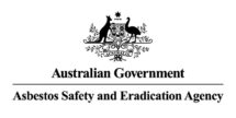 Asbestos Safety and Eradication Agency