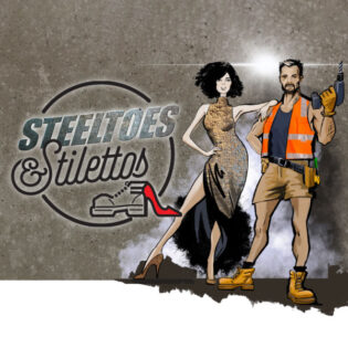 Steeltoes & Stilettos – Returning to the Runway